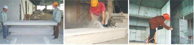 轻质隔墙板安装方法
