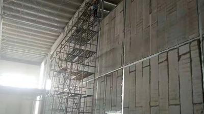 中太实创为您解析轻质隔墙板跟传统墙板隔音相比,效果会如何