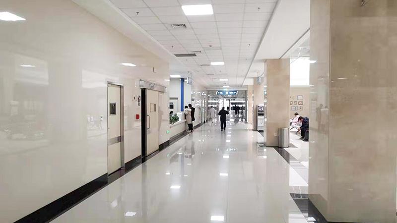 西安141医院-中太实创工程案例