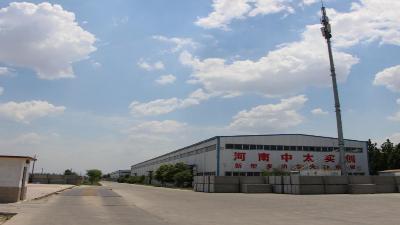 轻质隔墙板厂家河南中太实创举办消防知识培训及消防演练